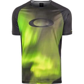 Oakley MTB Kurzarm Tech T-Shirt Herren aurora borealis